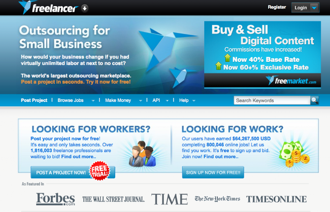 top best lance writing jobs for beginners headquartered in sydney lancer com is an online outsourcing marketplace that was launched in the year 2009 as one of the largest job