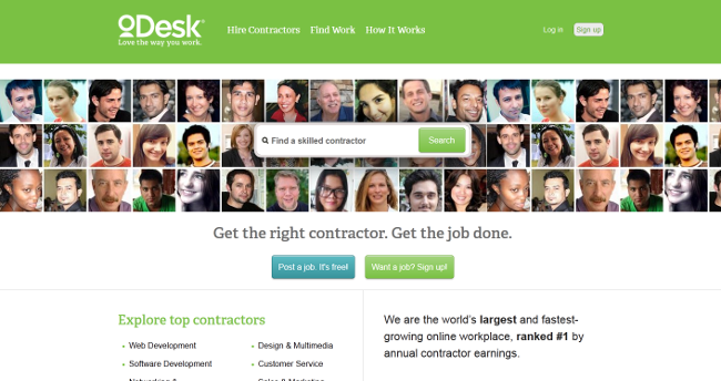 odesk Best Freelance Writing Jobs for Beginners